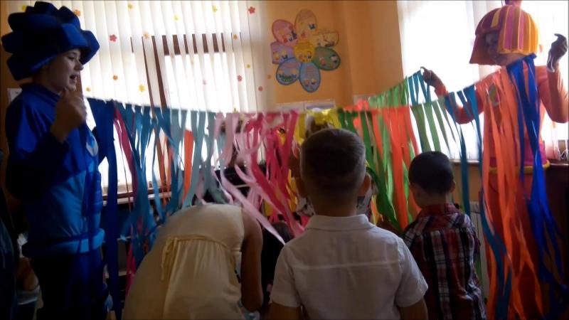 День рождения детского центра Маленькие Гении г Севастополь