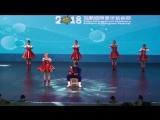 Рутгер Гарехт - Танцевальный номер на фестивале в Тайване