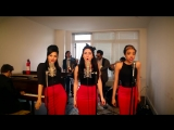 Burn - Vintage 60s Girl Group Ellie Goulding Cover with Flame-O-Phone