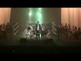 Давид Михаелян и шоу-балет «Café Latino»