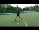 3 полезных футбольных лайфхака ПРИЁМ остановка и обработка передач низом