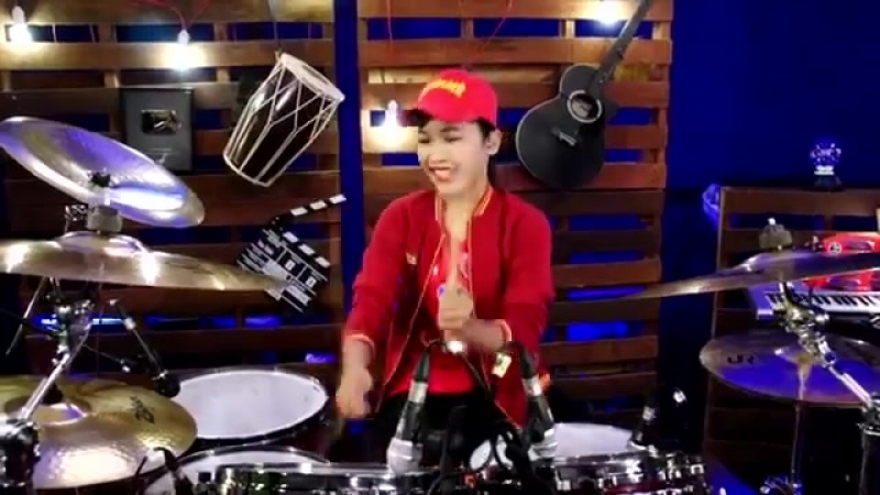 Meraih Bintang - Via Vallen - Drum.mp4
