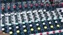 Testing Mixer Soundcraft EFX8