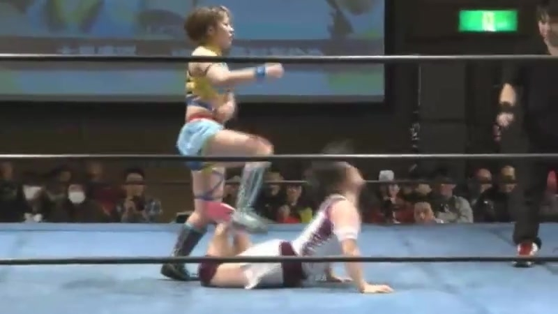 Ayame Sasamura vs. Misaki Ohata (K-DOJO - Club-K Super in TKP Garden)