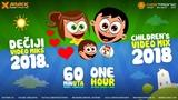 Deciji Video Mix 2018 Hit Cartoon Songs &amp Nursery Rhymes Videos for Kids by Nykk Deetronic