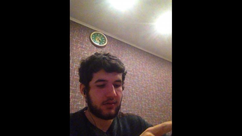 Рустам Буриев — Live