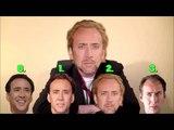 nostalgia critic Nicolas Cage month opening (200 sub special)