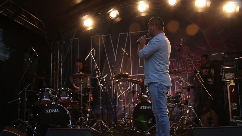 Мамедова Нано, 19 лет - The Piano Guys - Bourne Vivaldi, финал Drummers United-2018.mp4