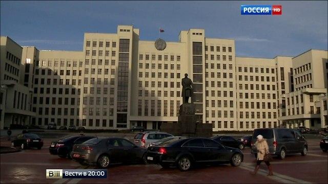 Вести 20:00 • Лукашенко призвал Путина держать порох сухим