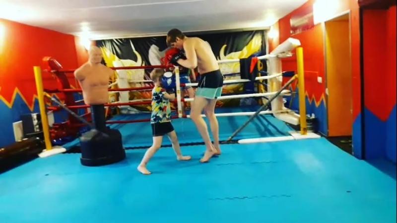 🔥ЯРМ🔥Тайский Бокс • Дети