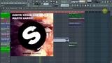 Martin Garrix, Dimitri Vegas &amp Like Mike - Tremor (FL Studio Drop remake+FLP)(DEN HENDO)