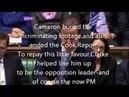 DAVID CAMERON,THE PAEDOPHILE PROTECTOR - CARLTON TV KEN CLARKE