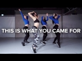 1Million dance stiduo This Is What You Came For - Calvin Harris (ft. Rihanna (Traila $ong cover)) / Lia Kim Choreography