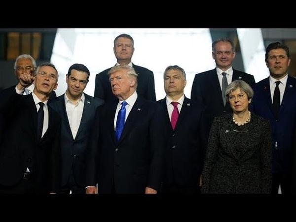 OTAN l'Europe esclave des États Unis E Press
