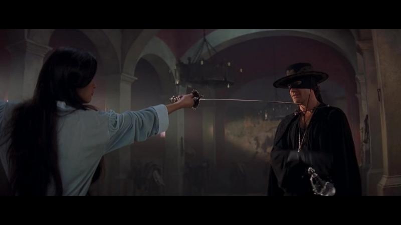 Antonio Banderas Catherine Zeta-Jones - The Duel (The Mask of Zorro)