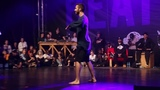 DYLAN MAYORAL vs KENZO ALVARES f. MAD TWINZ &amp DHARNI Dance Battle To The Beatbox 2018 SEMI Final