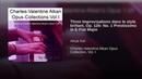 Three Improvisations dans le style brillant Op 12b No 1 Prestissimo in E Flat Major