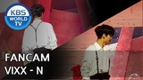 180420 VIXX - Scentist (N Focus) @ KBS Music Bank
