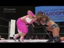 JAN Jungle Kyona Kaori Yoneyama Natsuko Tora c vs Britt Baker Dust Kylie Rae Stardom Bright Summer ~ Stardom Vs RI