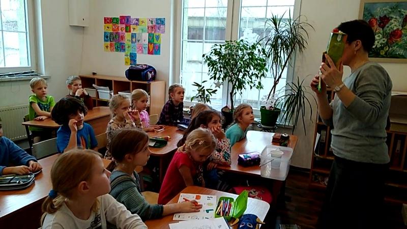 Светлана Королевская в Школе Жизни - коробка-кентавр