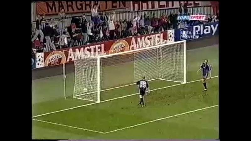 168 CL-2003/2004 AFC Ajax - Club Brugge KV 2:0 (01.10.2003) HL