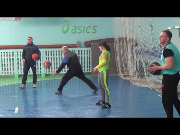 Методика проведения разминочных упражнений для баскетбола