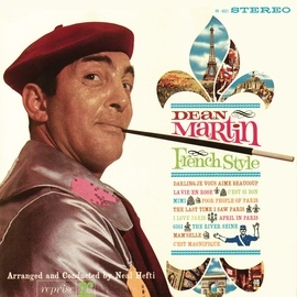 Dean Martin альбом French Style