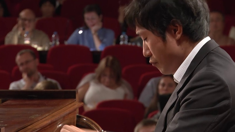 Naruhiko Kawaguchi – J.S. Bach, Prelude and Fugue h-moll, BWV 893 (First stage)