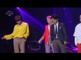 [VIDEO] 180619 - Atualização do canal da KBS no twitter com o SHINee e o YuHuiyeols dançando