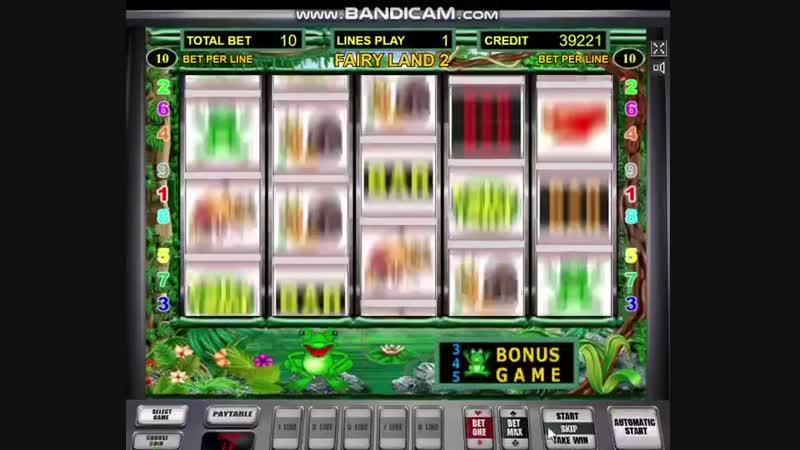 Схема для автомата Fairy Land