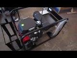 Обзор трехфазного бензинового генератора Europower EP 13500 TE