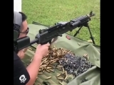 Стрельба из пулемета