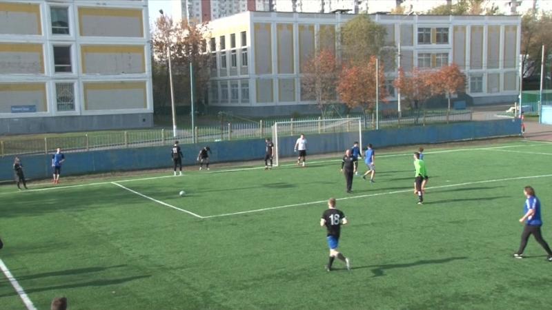 14 10 2018 All Stars vs ФК КоринФ