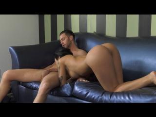 Honey Gold [PornMir, ПОРНО, new Porn, HD 1080, All Sex, Ebony, Natural Tits, Tattoos, Facial]