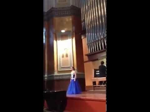 вероника олейник (как учат в Харьковской консерватории)