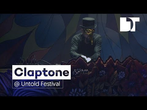 [PREMIERE] Claptone | Daydreaming Stage by Untold Festival (Romania)