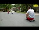 Детская самоходная машинка PLASMACAR Плазмакар Оригинал полиуретановые колеса