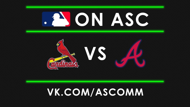 MLB | Cardinals VS Braves