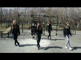 Badman Dancehall | Diana Ibrayeva | Vybz Kartel - How