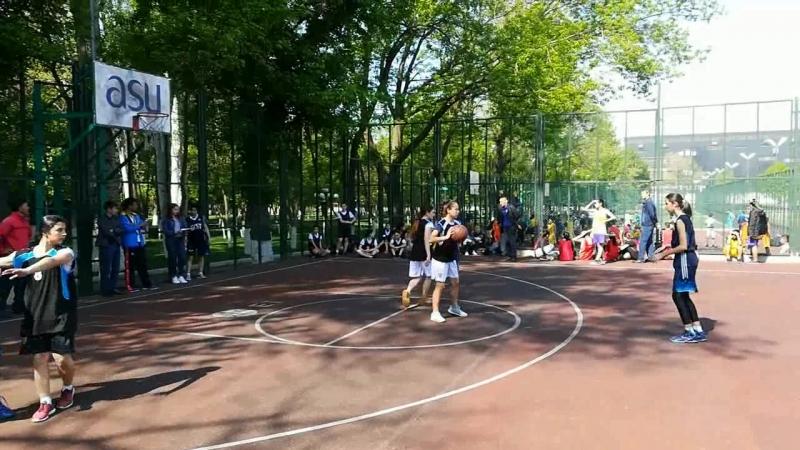 Symkent Streetball 2018