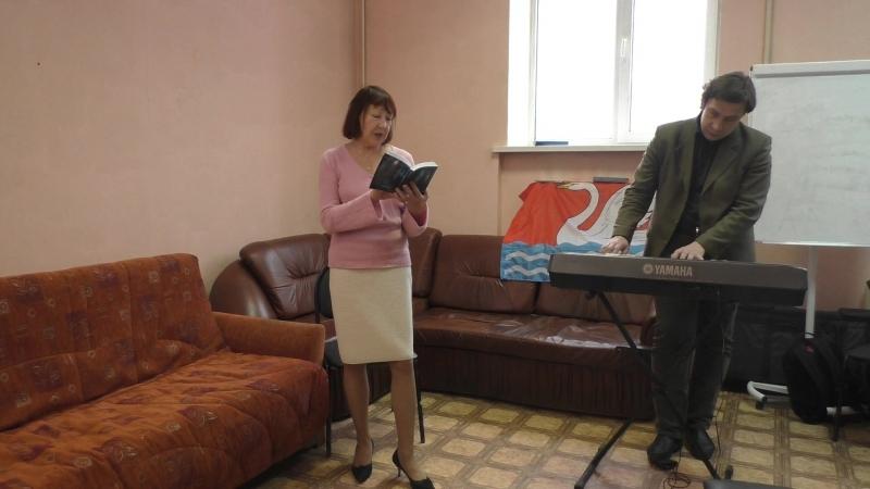 Ольга Едутова и Никита Локшин