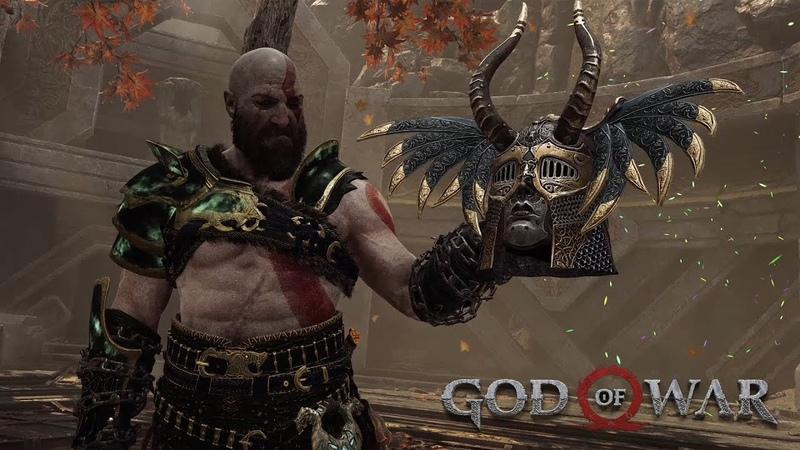 Прохождение God of War 50 (PS4) - Валькирии Гюннр и Эйр