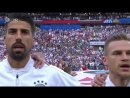 Deutschland - Mexiko - WM 2018 in Russland - Mesut Özil singt wieder nicht mit -17-06-2018-