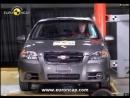 Euro NCAP _ Chevrolet Aveo _ 2006 _ Crash test
