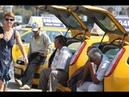 Поездка на такси в Самаре в дни ЧМ 2018