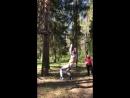 Мой прыжок. Веревочный курс 26.05.18 Киров Anza