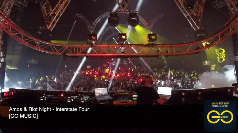 Giuseppe Ottaviani - Amos Riot Night - Interstate Four takes me right back to Dreamstate!
