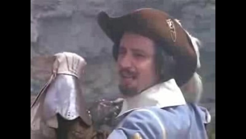 -Один за всех и все за одного- Д`Артаньян и три мушкетера - YouTube