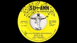 Big Dan &amp The Gospel Heaveyweights - Give It Up Su-Ann Black Gospel Soul 45