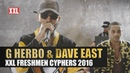 G Herbo Dave Easts 2016 XXL Freshmen Cypher